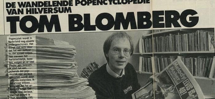 Tom Blomberg